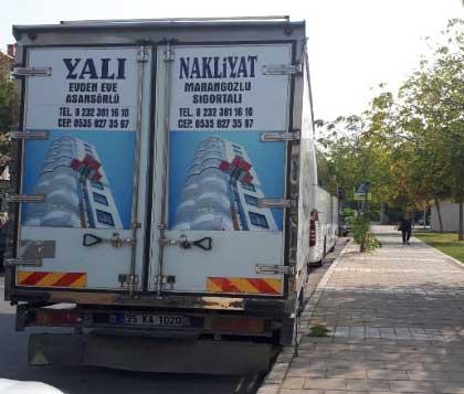 İzmir Nakliyat Taşımacılık Depolama Hizmetlerimiz - Şehirler Arası Nakliyat.