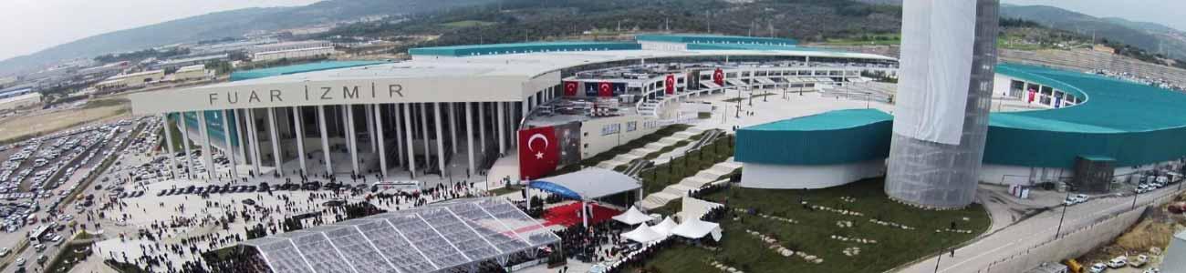 İzmir Fuar Taşımacılığı Hizmetlerimiz - İzmir Yalı Nakliyat.