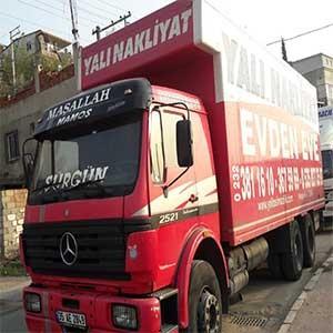 İzmir Evden Eve Nakliyat Araçlarımız - İzmir Yalı Nakliyat.