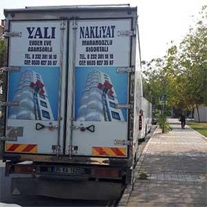 İzmir Nakliyat Araçlarımız - İzmir Yalı Nakliyat.